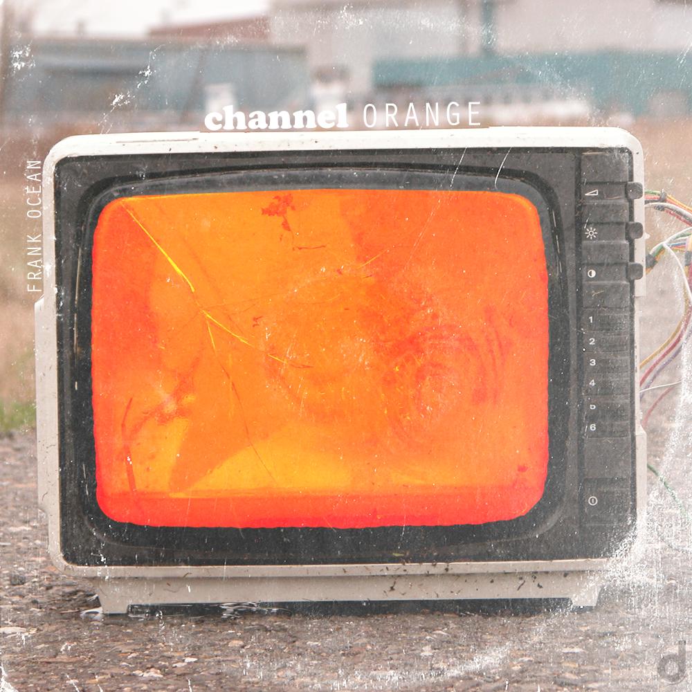Frank Ocean 'Channel Orange' Cover   DieboltDesigns