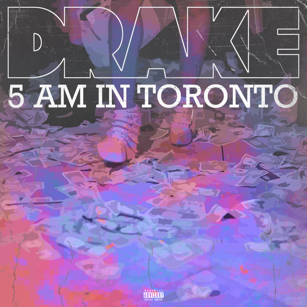 5 Am In Toronto | DieboltDesigns